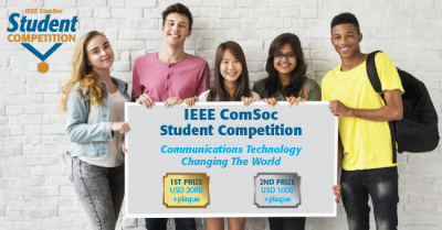 IEEE ComSoc Student Competition 2019:...