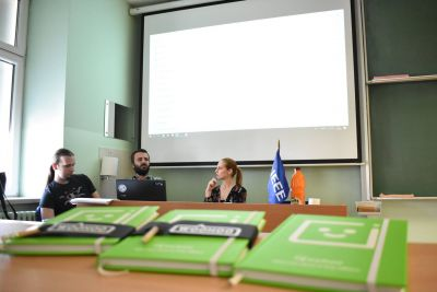 IEEE Job Interview Meeting Osijek