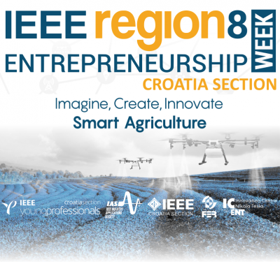 IEEE Region 8 Entrepreneurship Week...