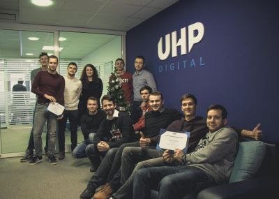 IEEE - UHP Digital Backend Dev Course