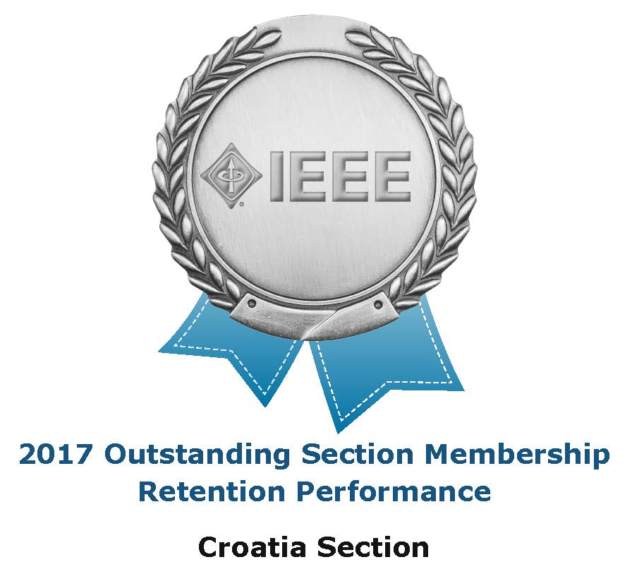 2017 Recognition Award Silver Retention Croatia Section